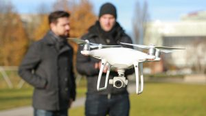 drone havadan çekim