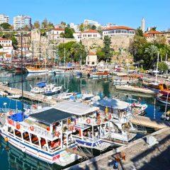 Antalya Hava Çekimi