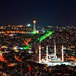Ankara Hava Çekimi