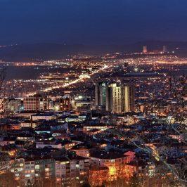 Bursa Hava Çekimi