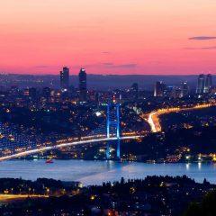 İstanbul Hava Çekimi